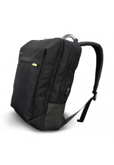 Vivan VBG-J01 15.6 inches Waterproof Laptop Backpack with Charging Port Black