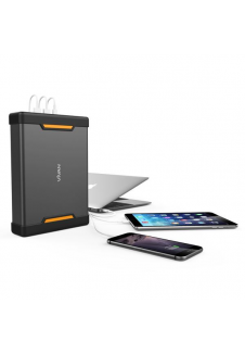 Vivan BB64 62400mAh Super Capacity Power Bank Black